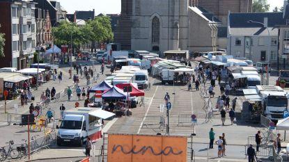 """Stad Geel blikt tevreden terug op eerste dinsdagmarkt: """"Bijna iedereen respecteerde veiligheidsmaatregelen"""""""