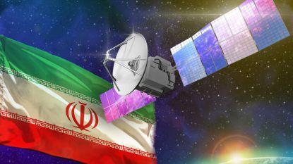 Iran lanceert militaire satelliet waarmee het land volgens VS kernwapens kan lanceren