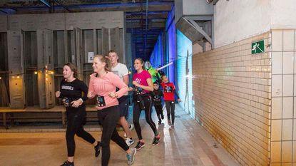 KBC Industrial Night Run strikt Hans van Alphen