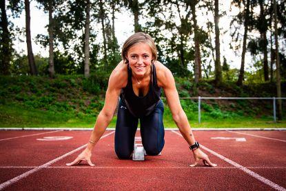 """Rani Rosius, de op één na snelste Belgische ooit op 100m: """"Waren er echt niet nog een paar sneller?"""""""
