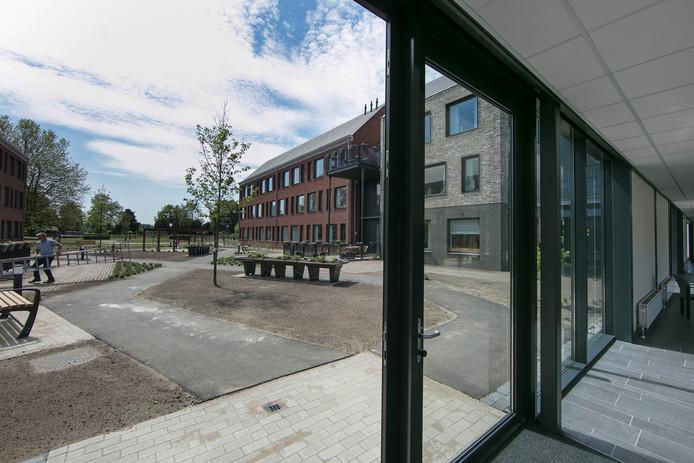 Sint-Barbara in Wijbosch is onlangs verbouwd.