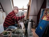 De schildersezel is de beste aankoop ooit van Theo uit Duiven: 'Tweedehands, maar gloednieuw'