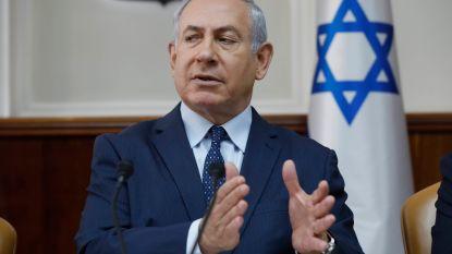 """Netanyahu: """"Israël voorkwam aanslagen op Europese steden met gegijzelde vliegtuigen"""""""
