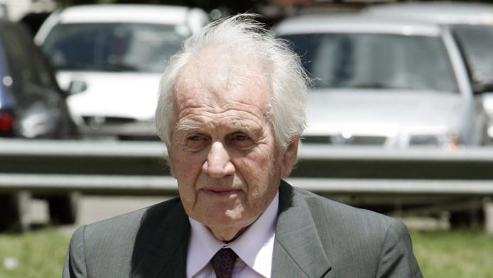 Jorge Zorreguieta in 2005