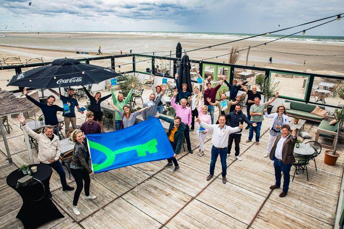 Den Haag heeft de meeste duurzame strandpaviljoens van Nederland.