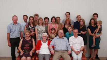 Willy en Anna uit Bassevelde vieren 65ste huwelijksverjaardag