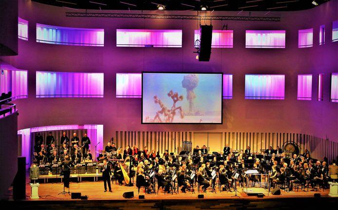 Concert ter gelegenheid van 75 jaar bevrijding.