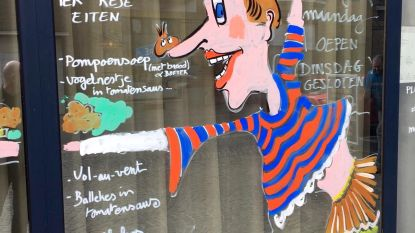 Kort carnavalsnieuws: carnavalsrestaurant Keizershof, carnavalsmatch Eendracht Aalst, infopunt Toerisme
