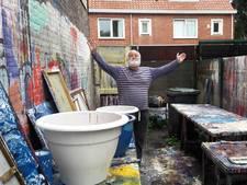 Kunstenaar Joop wil op een bakfiets naar de stad kunnen