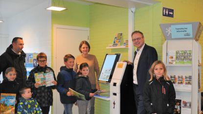 Primeur voor de regio: Vlezenbeek heeft onbemande bibliotheek in de Merselborre