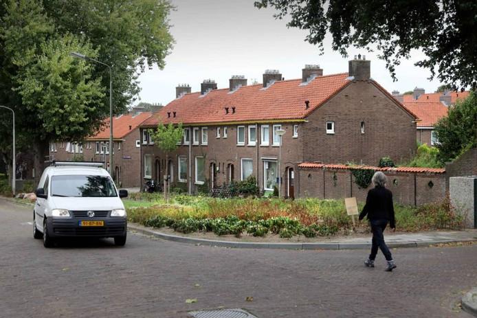 De Ahornstraat.