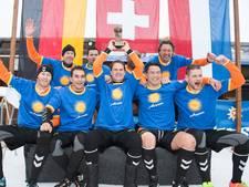 Nederland grijpt wereldtitel sneeuwvoetbal