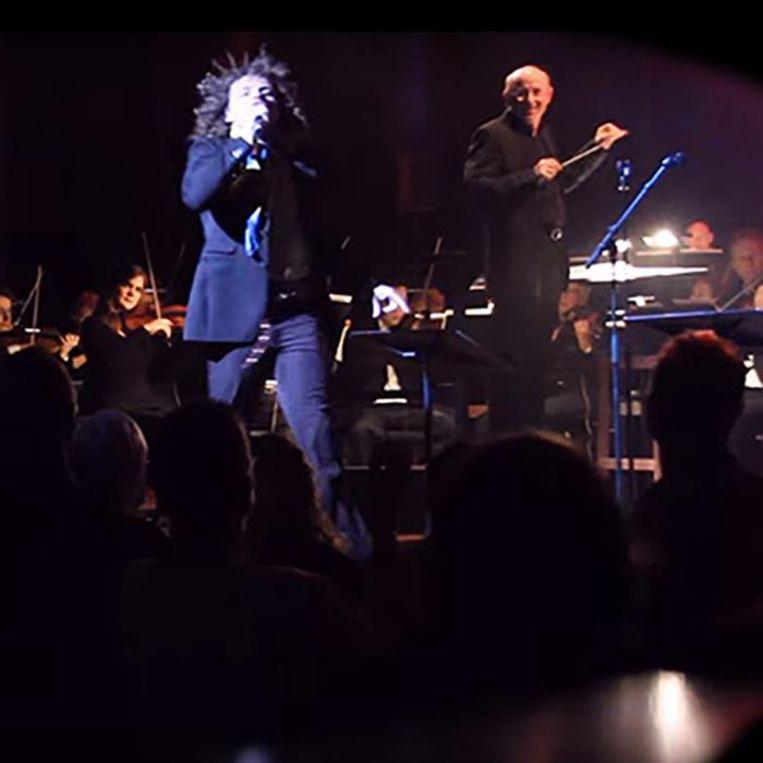 Een voorbeeld van regionaal succes is het Noord Nederlands Orkest dat tienduizend man trok. Beeld