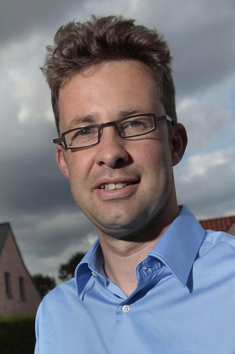 Fractieleider Kris Verduyckt
