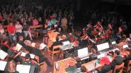 Integratieorkest concerteert voor Rode Neuzen Dag