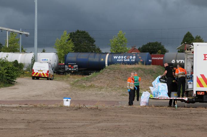 De incidenten met gevaarlijke stoffen op het spooremplacement in Oldenzaal hebben ertoe geleid dat er in 2020 meer aandacht komt voor het thema spoorveiligheid.