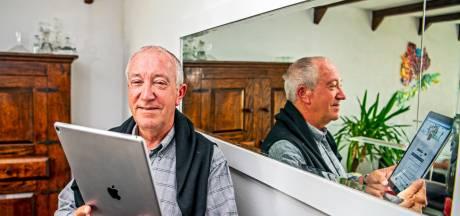 Rob (68) helpt werkzoekenden gratis  aan werk via zijn LinkedIn