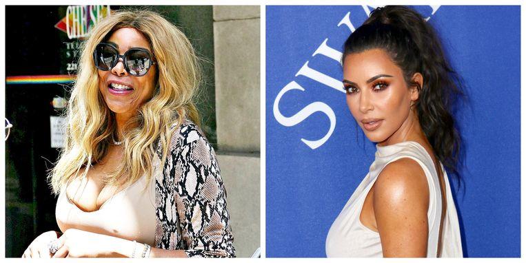 Wendy Williams hoopt dat Kim Kardashian A$AP Rocky vrij kan krijgen