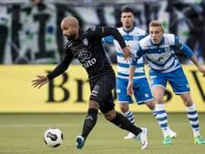 Cruciaal verlies voor PEC Zwolle
