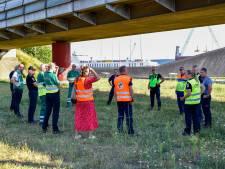 Mensen onwel voor Calandbrug die door storing open blijft staan