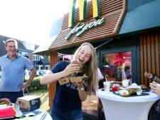 Luka uit Alblasserdam schittert in filmpje McDonald's