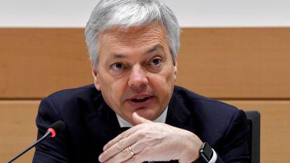 Reynders blijft bereid Belgisch-Congolese relaties te herstellen
