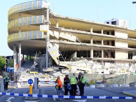 Onderzoeksraad presenteert donderdag rapport ingestorte parkeergarage Eindhoven Airport