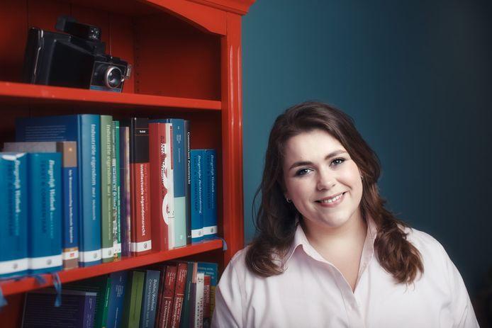 Jurist Charlotte Meindersma.