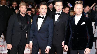 Westlife-zanger Markus Feehily is verloofd