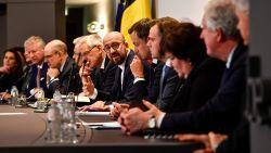 Belangrijke dossiers staan op de helling na ontslag Michel