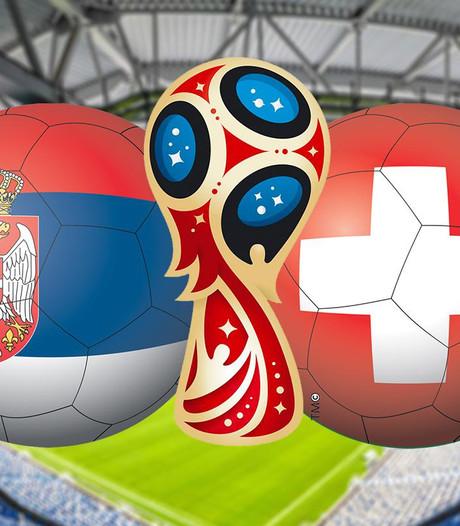 Servië kan zich bij zege voor achtste finale plaatsen