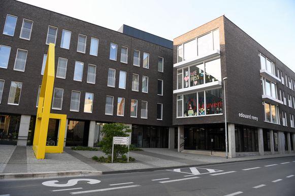 WZC Edouard Remy in Leuven is één van de woonzorgcentra onder de hoede van Zorg Leuven.