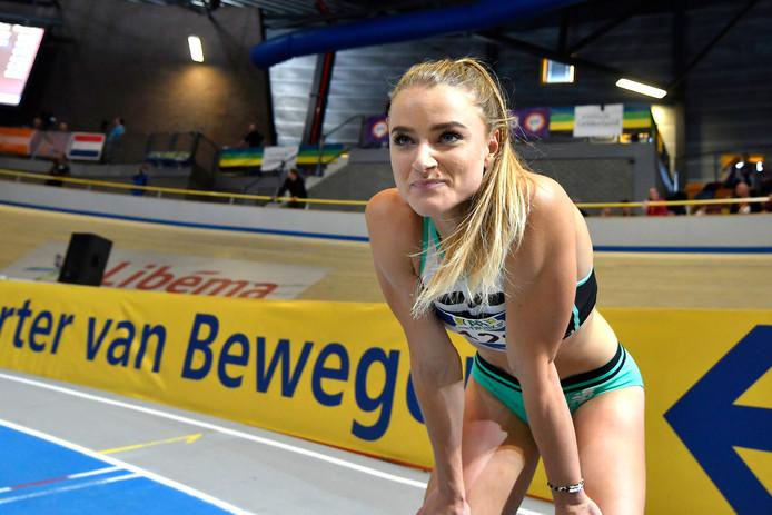 Lisanne de Witte.