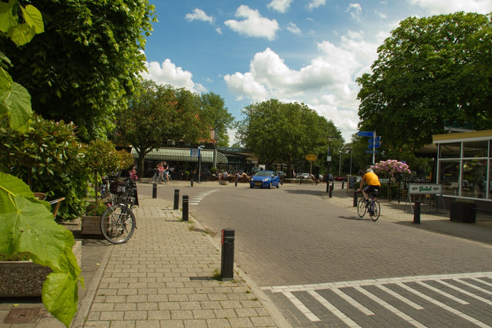 Centrum Laren. Foto Erna Lammers