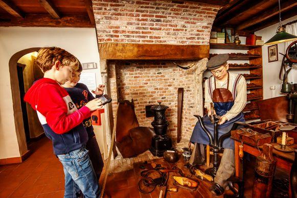 Een zomerzoektocht in zes Brugse musea is één van de evenementen deze zomer in Brugge.