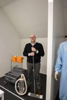 Met een gewone stofzuiger kom je een cleanroom van ASML niet binnen