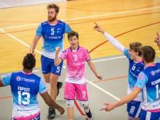 Topvolleybal Zwolle heeft niets te vertellen tegen Orion