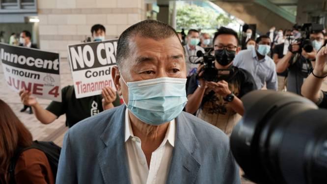 Hongkongse mediamagnaat en activist Jimmy Lai vervolgd voor fraude