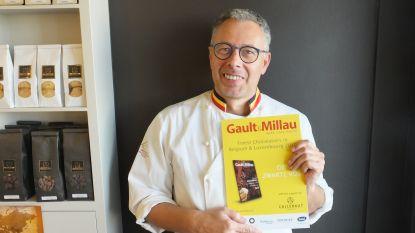 Bart Van Cauwenberghe (50) bij beste chocolatiers volgens Gault&Millau