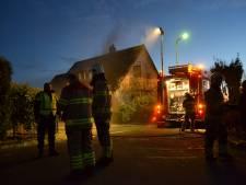 Woningbrand in Huissen: Hennepkwekerij aangetroffen