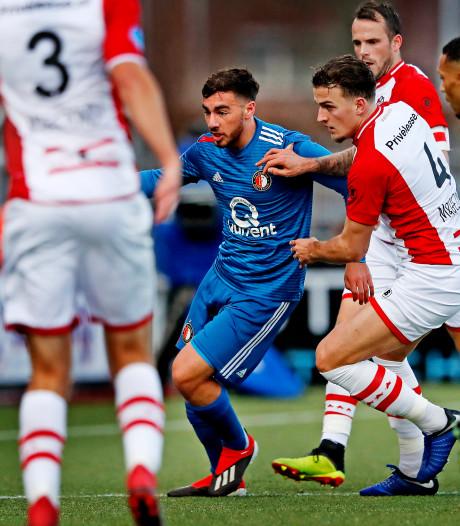 Scorende Feyenoord-debutanten: Alleen Tebbenhoff jonger dan Kökcü