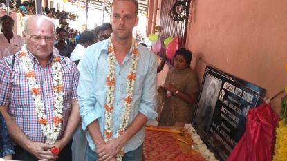 """Echtgenoot en zoon overleden weldoenster openen opvangtehuis in India dat haar naam draagt: """"Een prachtig eerbetoon"""""""