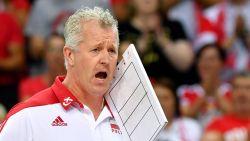 """Naast Red Dragons houdt ook Vital Heynen Belgische eer op WK volleybal hoog: """"Kan hier niet beter doen dan op WK 2014"""""""