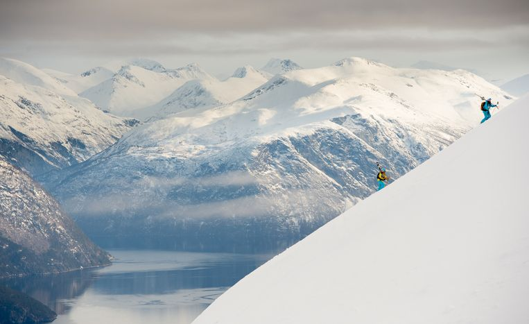 null Beeld Sverre Hjørnevik/Fjord Norwa