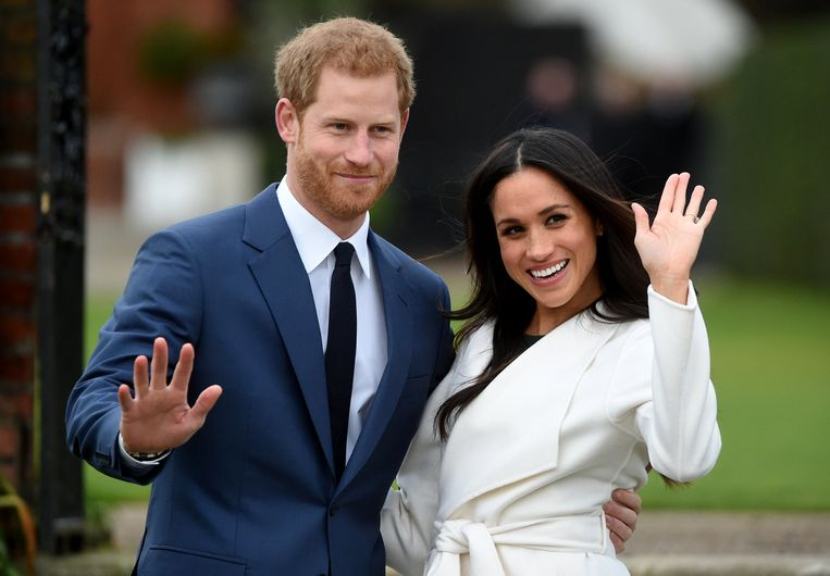 Opinieblog Boycot Huwelijk Harry En Meghan De Volkskrant
