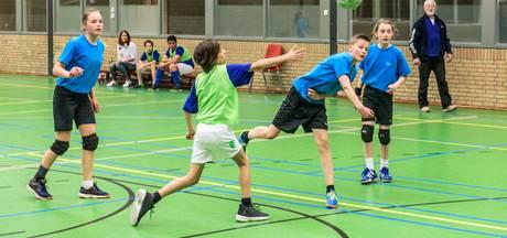 Tachtig scholieren doen mee aan regiofinale handbaltoernooi in Boekel