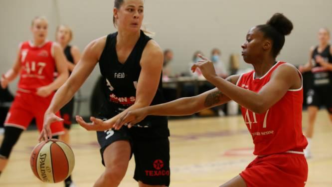 Goed nieuws voor Basket Waregem en Kortrijk Spurs: Top Division Women gaat tweede weekend van december weer van start