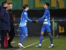 Ook spelers en staf PEC Zwolle leveren salaris in