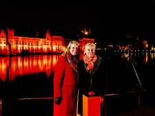 PvdA Vijfheerenlanden wil gebouwen oranje verlichten om strijd tegen vrouwengeweld te steunen