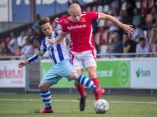 DOVO aast tegen Ajax op drie punten